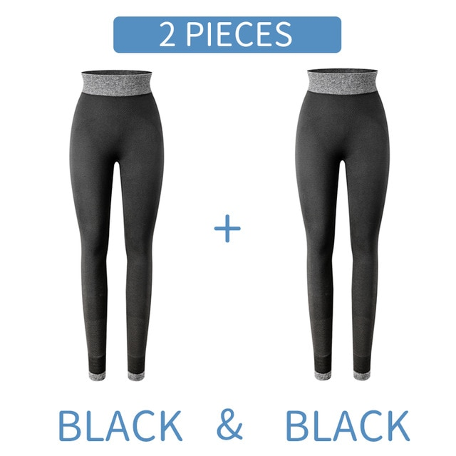 Two Pieces Black