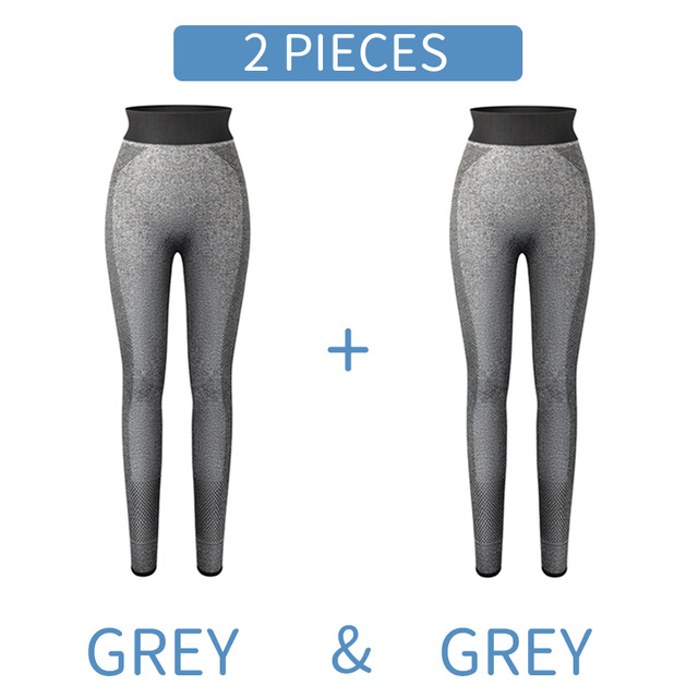 Two Pieces Grey